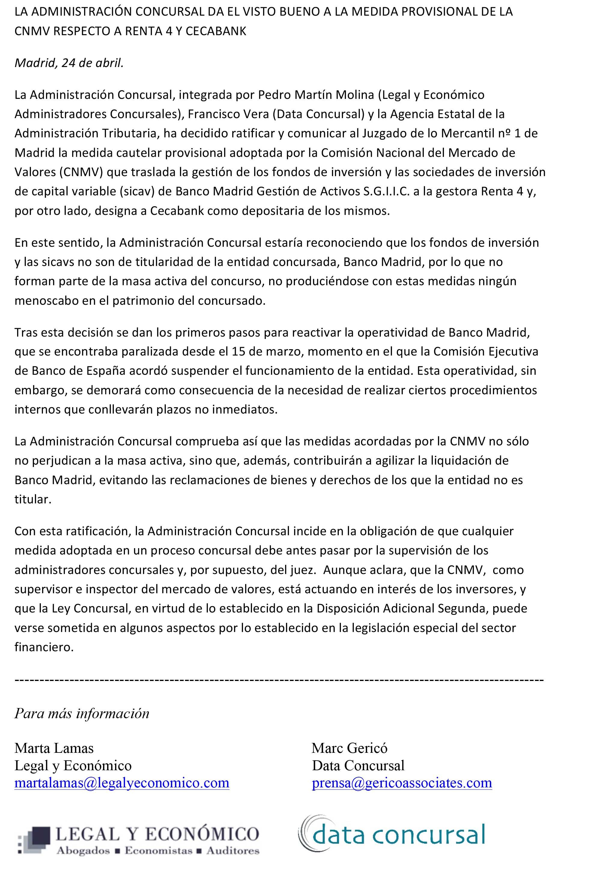 Microsoft Word - LA ADMINISTRACIÓN CONCURSAL DA EL VISTO BUENO