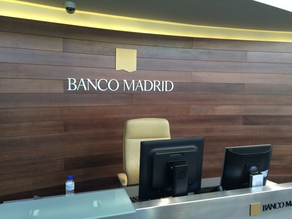 banco madrid concurso